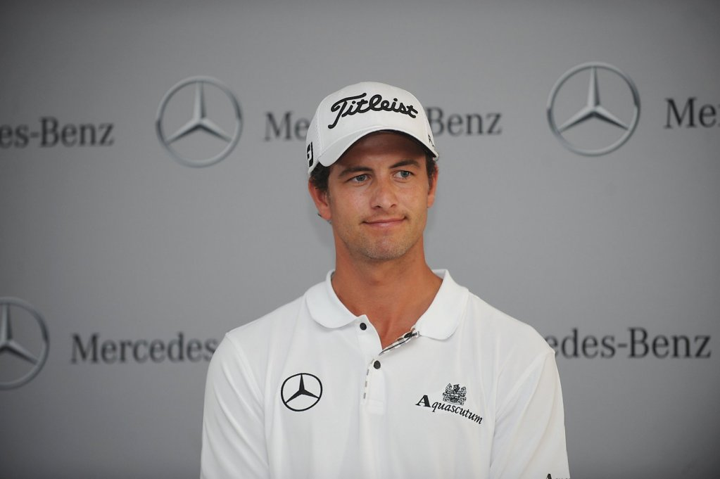 Adam Scott, Tennisspieler