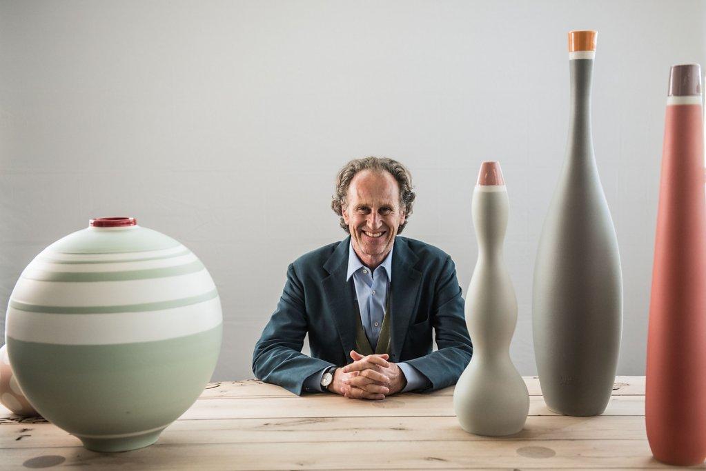 Matteo Thun, italienischer Architekt und Designer