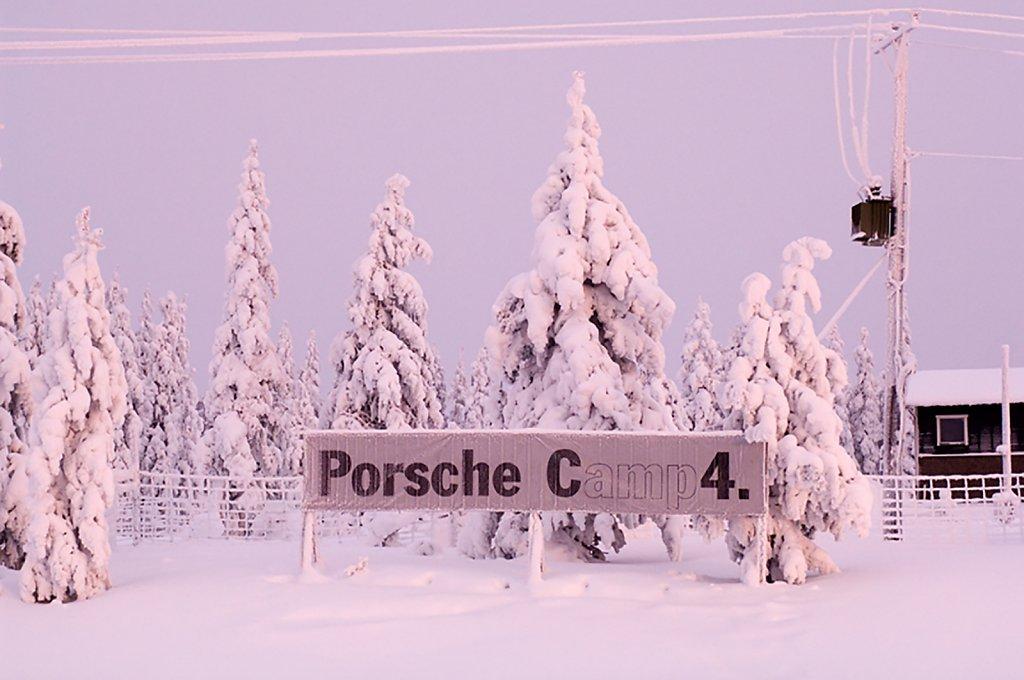 Finnland, Porsche Camp4