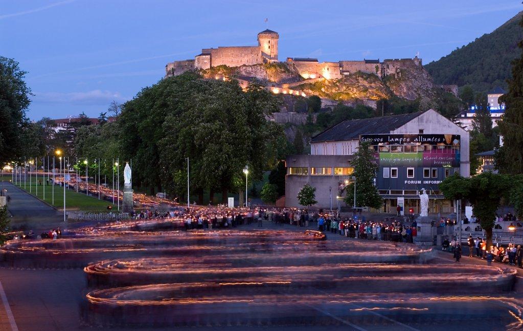 Sonderzug nach Lourdes