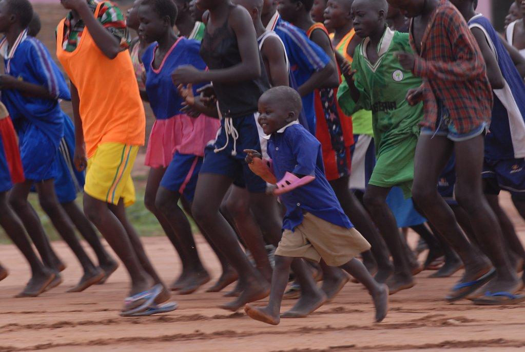 Achterbahn durch Afrika