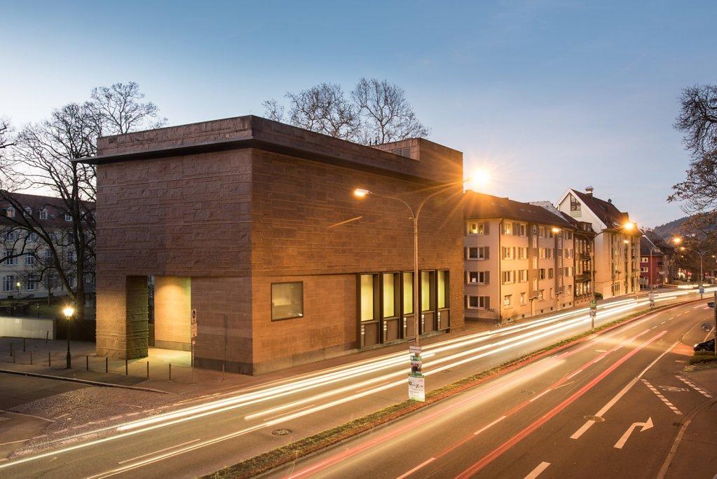 Freiburg, Archiv der Erzdioezese (Architektur-Fotografie)