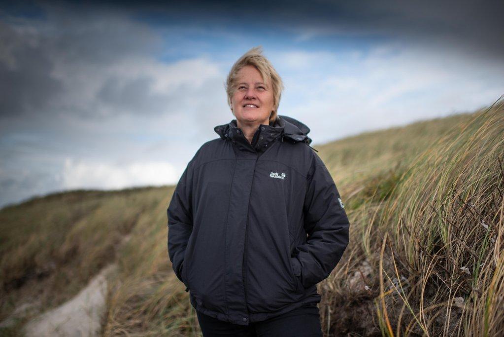 Prof. Dr . Karen Helen Wiltshire, Stellvertretende Direktorin des Alfred Wegner-Instituts fuer Polar und Meeresforschung